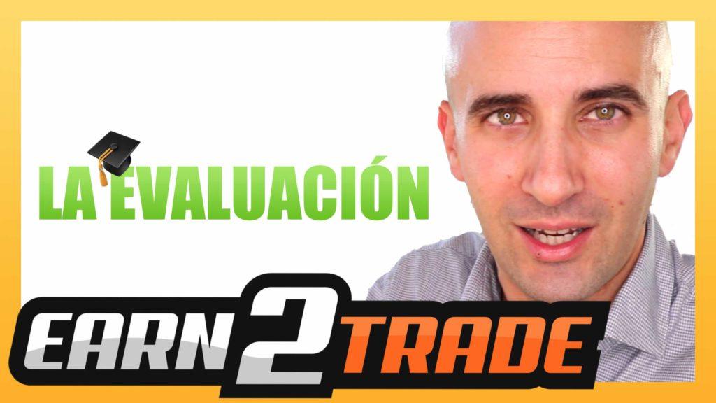 Evaluación Earn2trade – Financiación para tu trading