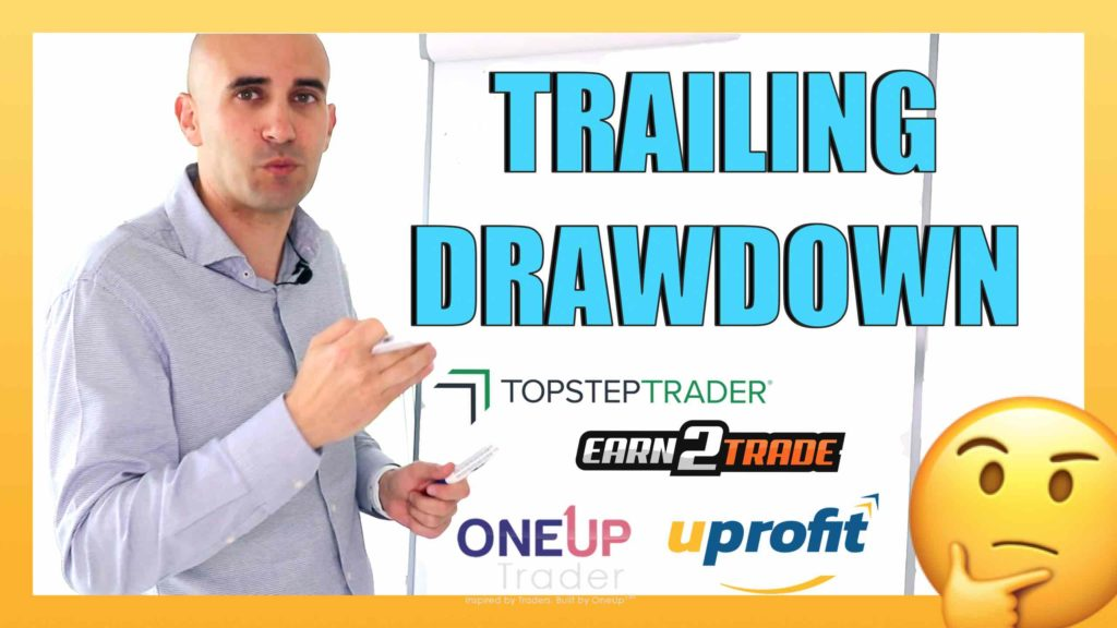 Todo sobre el trailing drawdown