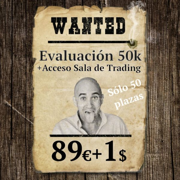 sala + cuenta 50k