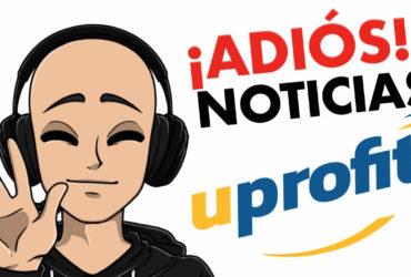 Uprofit elimina las noticias